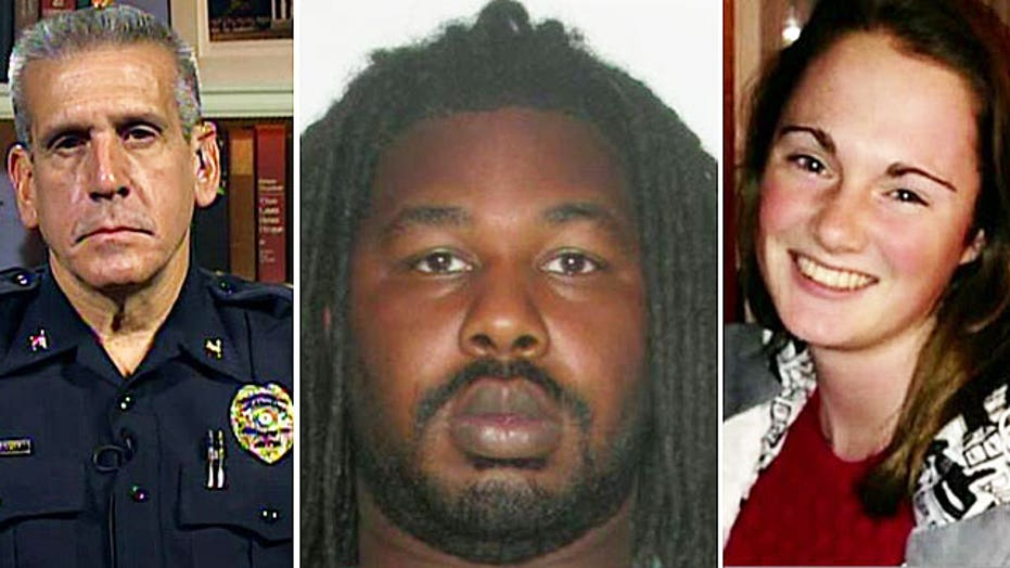 Authorities locate, arrest Jesse Leroy Matthew