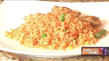 Hispanic Heritage Month: Arroz con Pollo Recipe