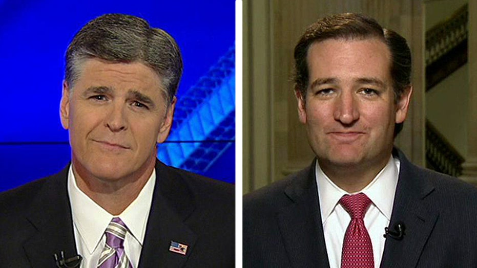 Exclusive: Sen. Ted Cruz on marathon anti-ObamaCare speech