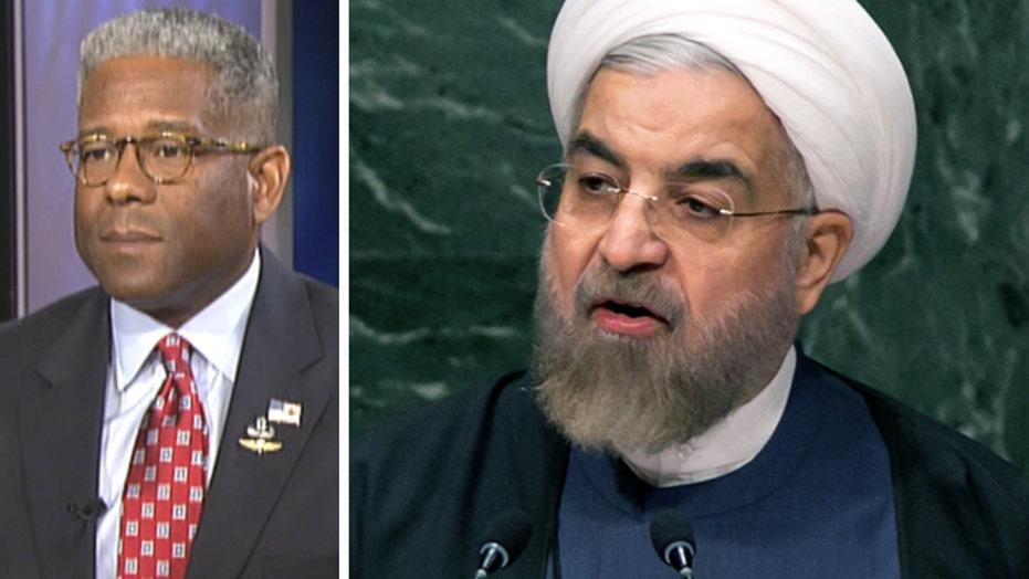 Allen West: Deal over Iran nuke program bad for US