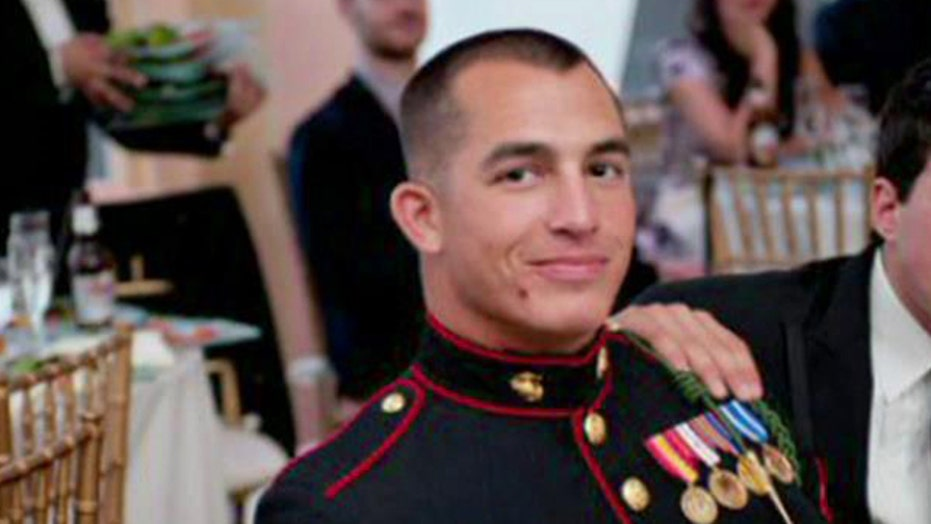 The painful ordeal of Sgt. Andrew Tahmooressi