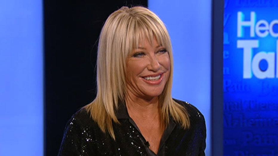 Suzanne Somers' health tips