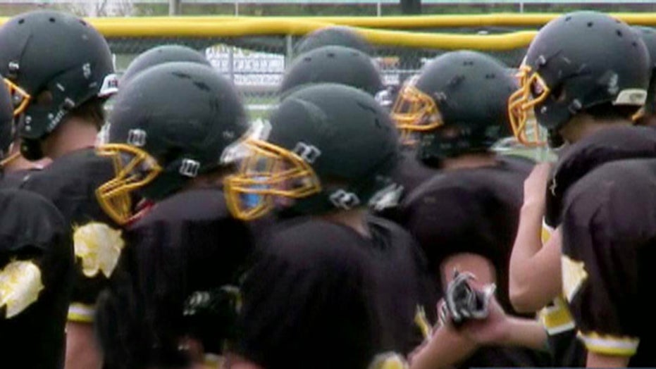 School teaches football team a life lesson they won't forget