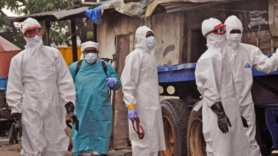 Dire Ebola projections: Outbreak expected to spread