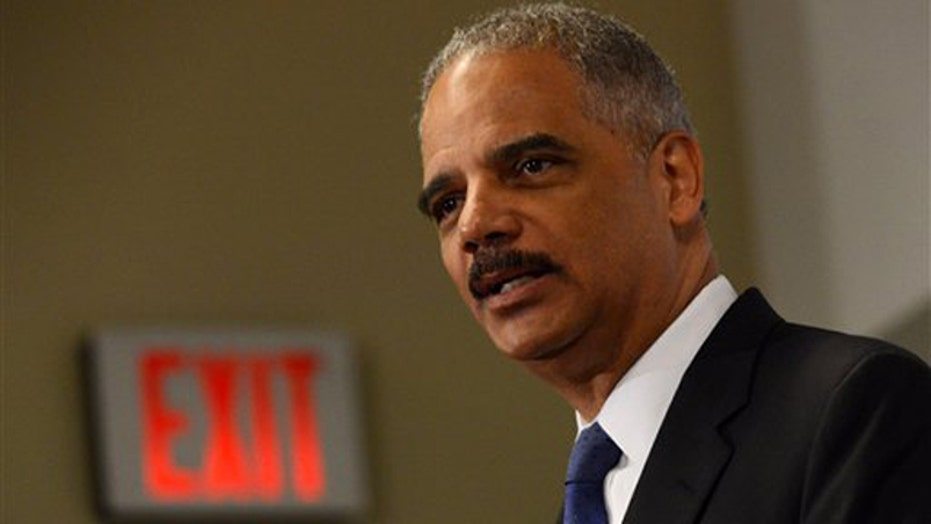 A look back at Eric Holder's controversial tenure