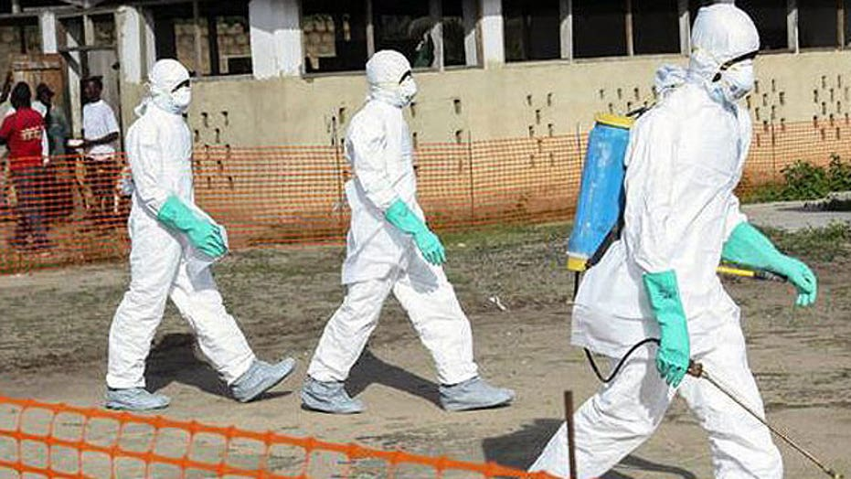 Resources for Ebola fight better spent on border security?