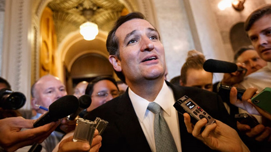 Does America need more politicians with Sen. Cruz's passion?