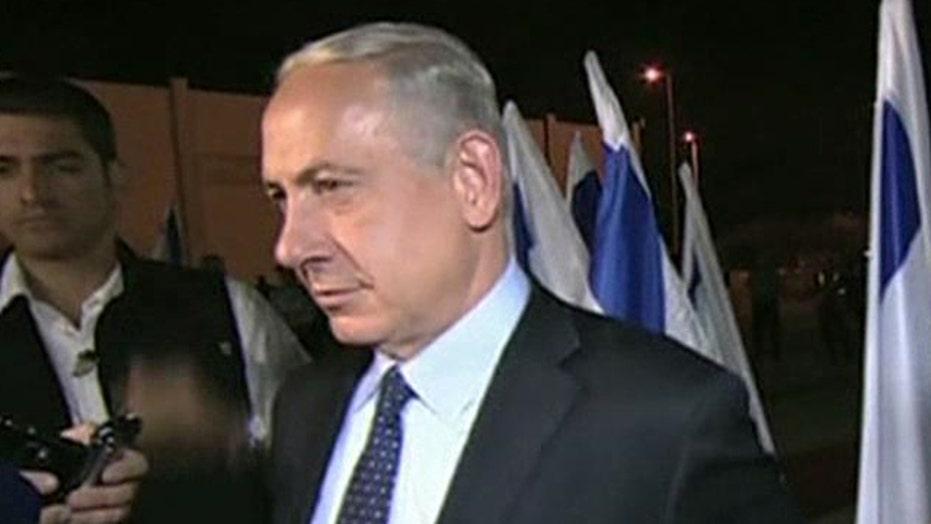 Netanyahu: 'Going to tell the truth'