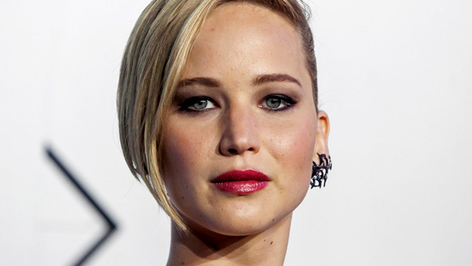 More nude pics of Jennifer Lawrence leaked