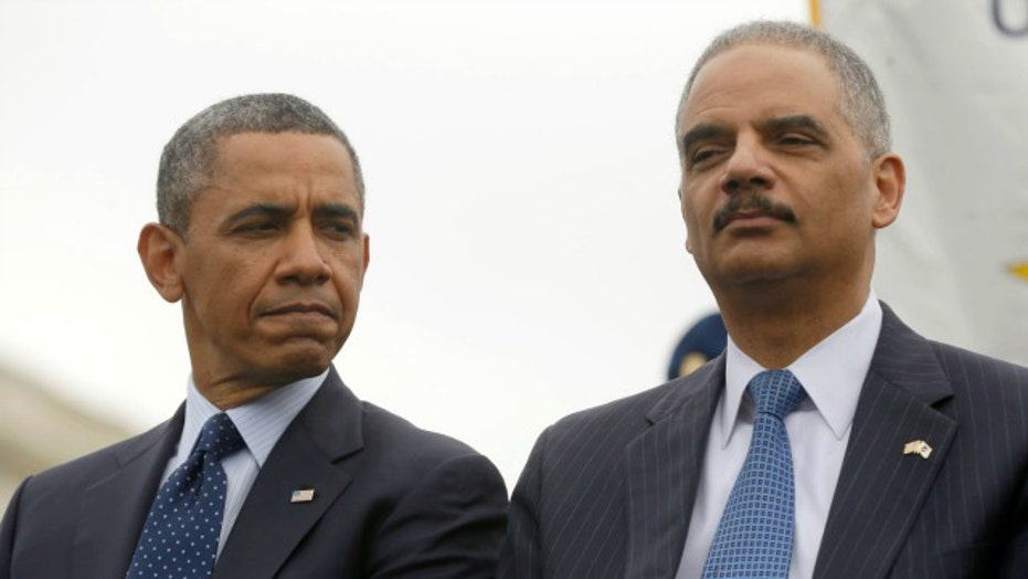 Obama admin ignored 'options' against ISIS 18 months ago