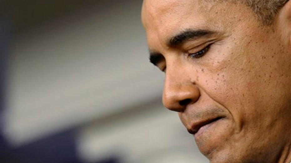 Why won't President Obama negotiate with Republicans?