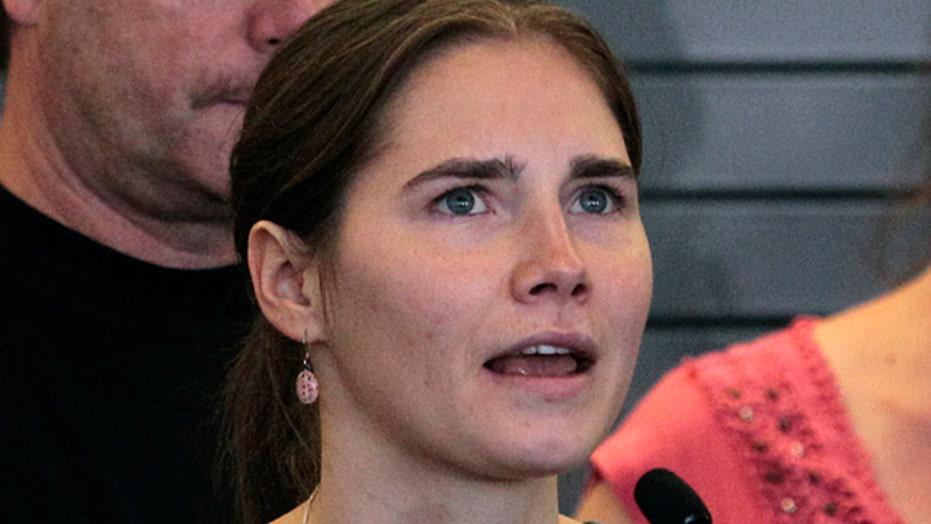 Amanda Knox remains in US as retrial gets under way in Italy
