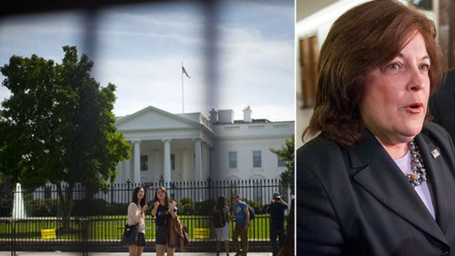 Secret Service chief in hot seat over White House intruder