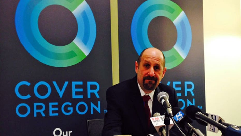 ObamaCare rollout mishaps mounting in Oregon