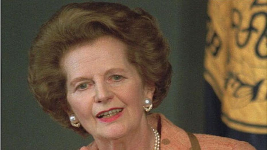 What Americans could learn from Margaret Thatcher
