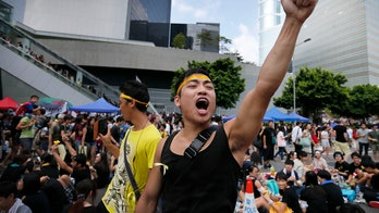 Hong Kong protests: How I found myself in the middle of an anti-American smear campaign
