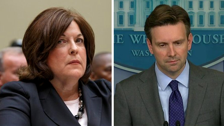 White House: Pierson resignation in best interest of agency