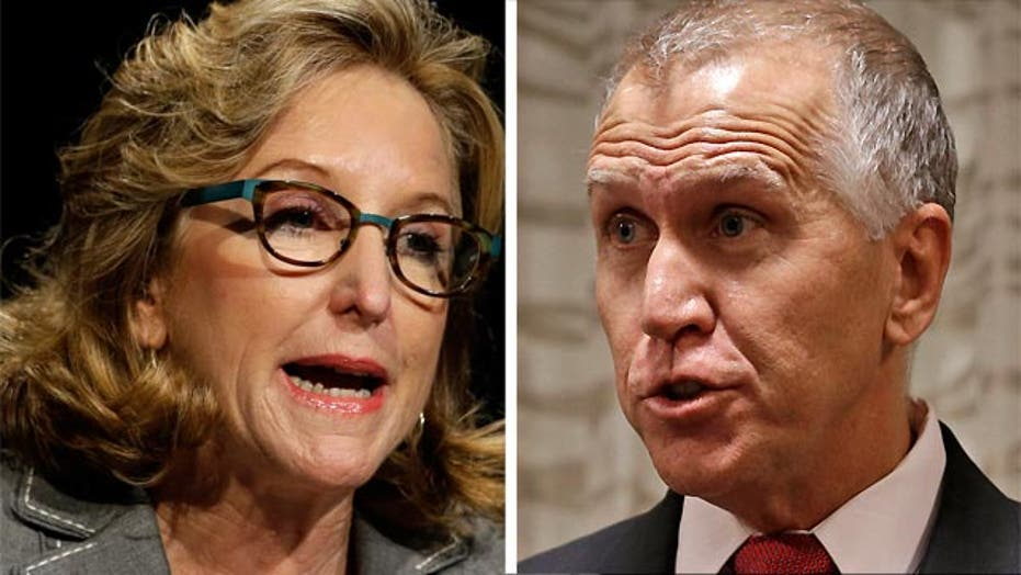Outside groups influential in North Carolina Senate race