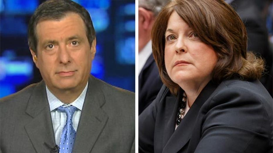 Kurtz: Media helped oust Secret Service director
