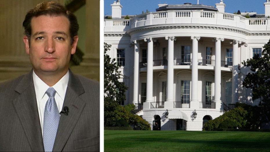 Sen. Cruz urges lawmakers to move beyond partisan politics