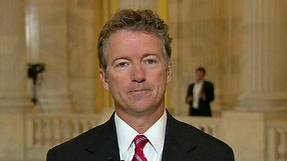 Rand Paul: Can't we all just get along?
