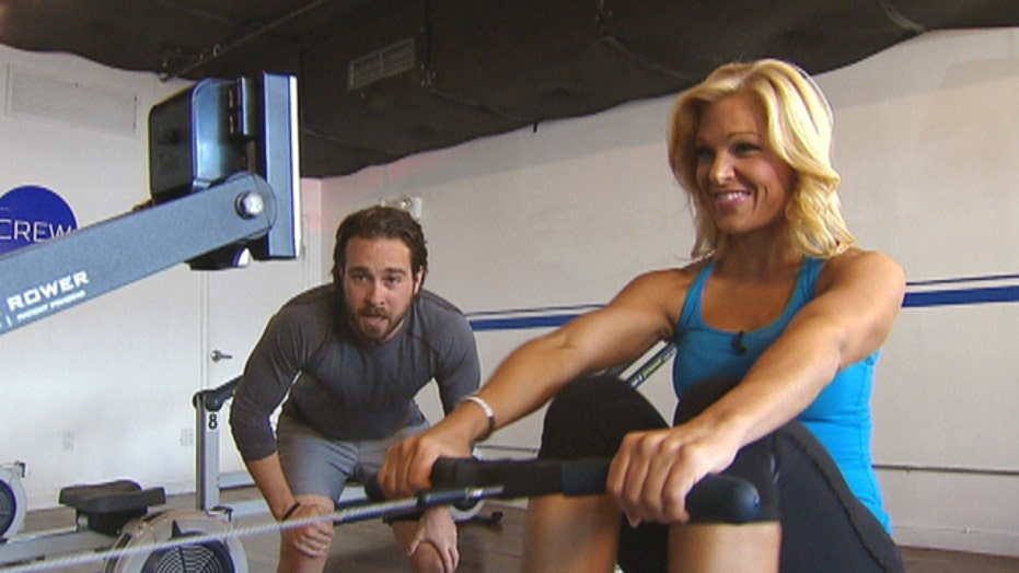 Studio starts a rowing revival