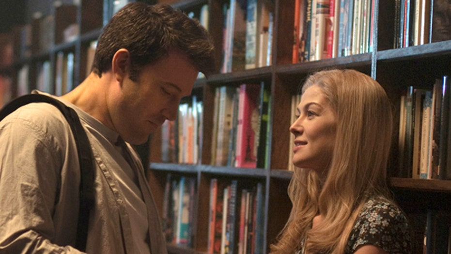 'Gone Girl' is a deliciously twisted movie