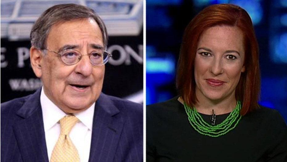 Jen Psaki on Panetta's criticism of Obama's Iraq policy