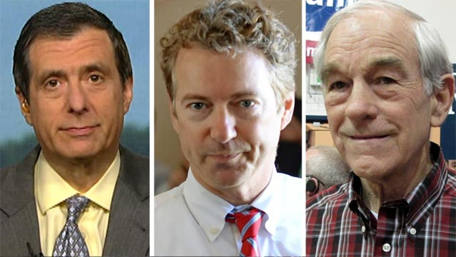 Kurtz: Rand Paul needs to prove he isn't his father