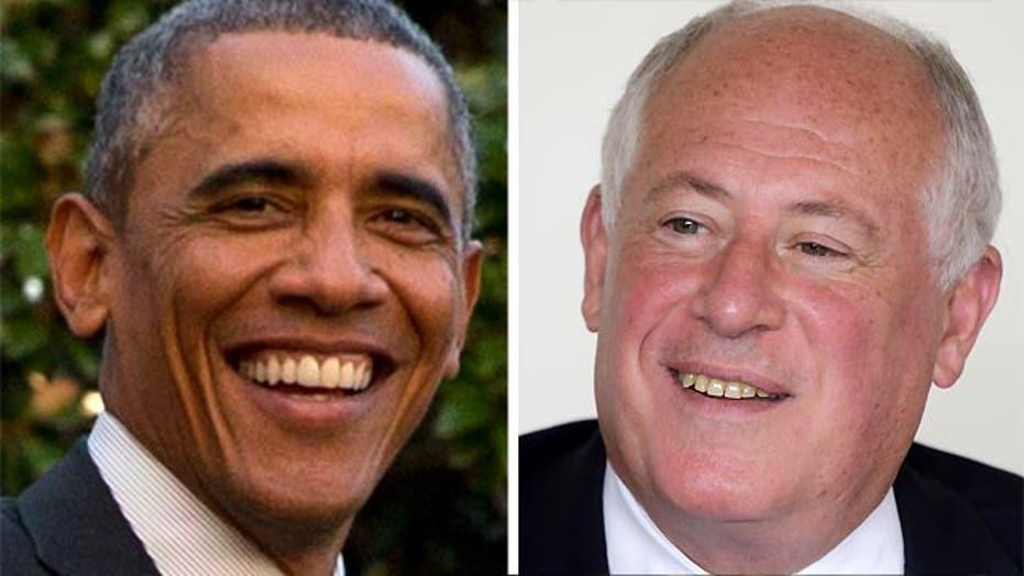 Will Obama help or hurt Illinois Gov. Quinn's campaign?
