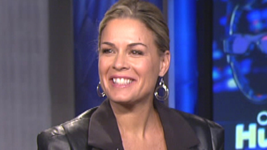 Iron Chef Cat Cora debunks olive oil myths