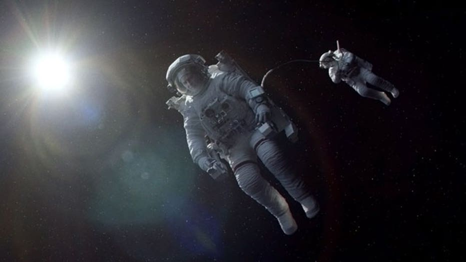 'Gravity' defies expectations