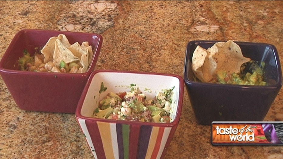 Hispanic Heritage Month: Guacamole Times Three!