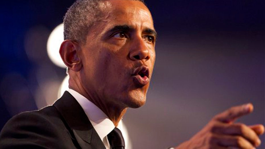 Crisis of confidence: Obama's mixed messages on ISIS