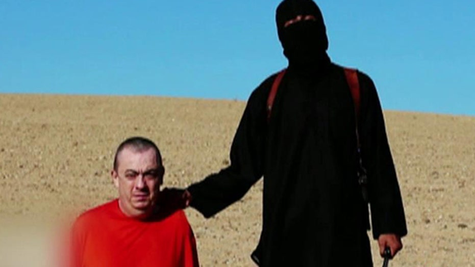 Video emerges of ISIS beheading British hostage Alan Henning