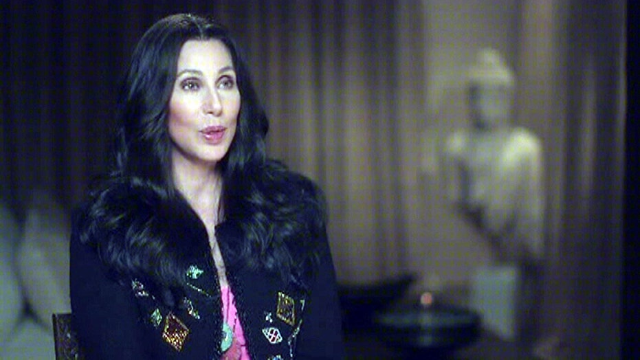 Cher talks new album, confidence
