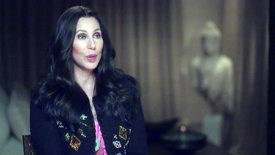 Cher talks new album, confidence