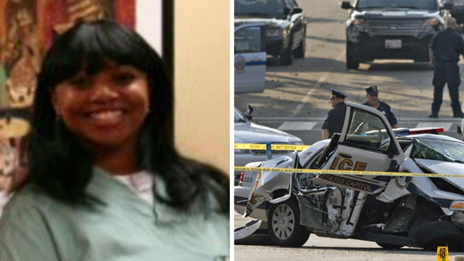 Woman shot in D.C. car chase had history of mental illness