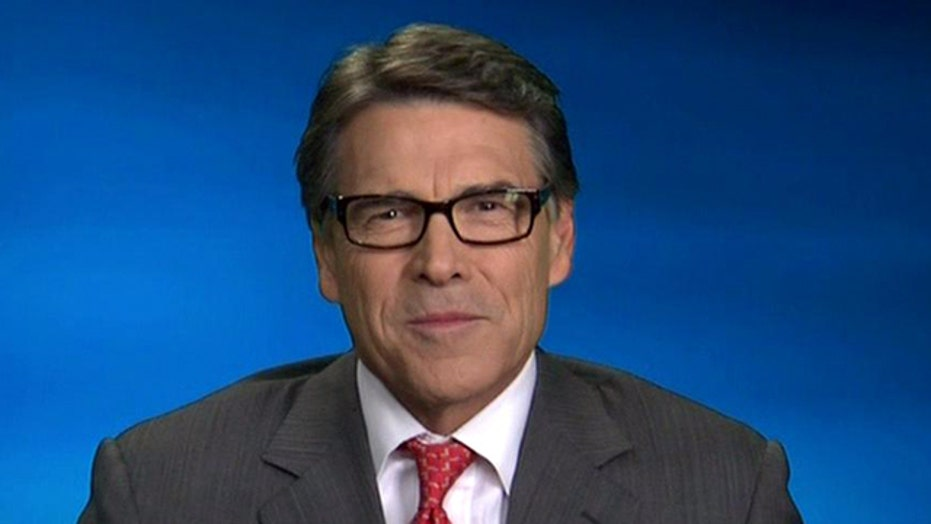 Gov. Perry on why Texas means business