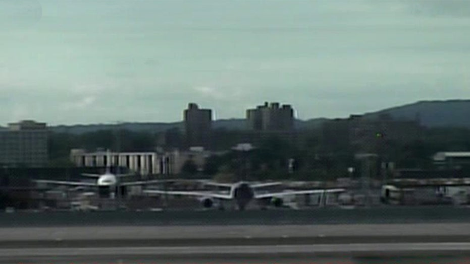 Flight detained at Newark Airport to aid sick passenger