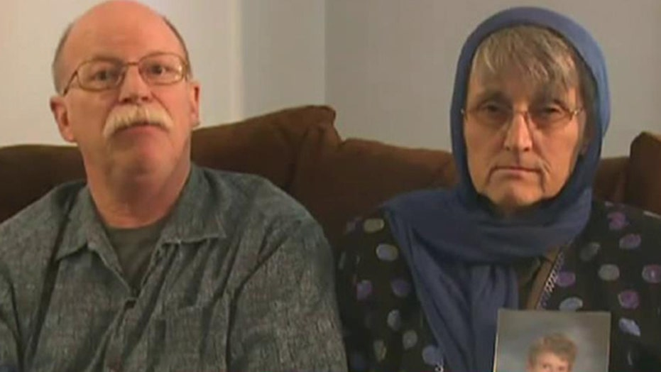 Parents of ISIS hostage plead for son's life