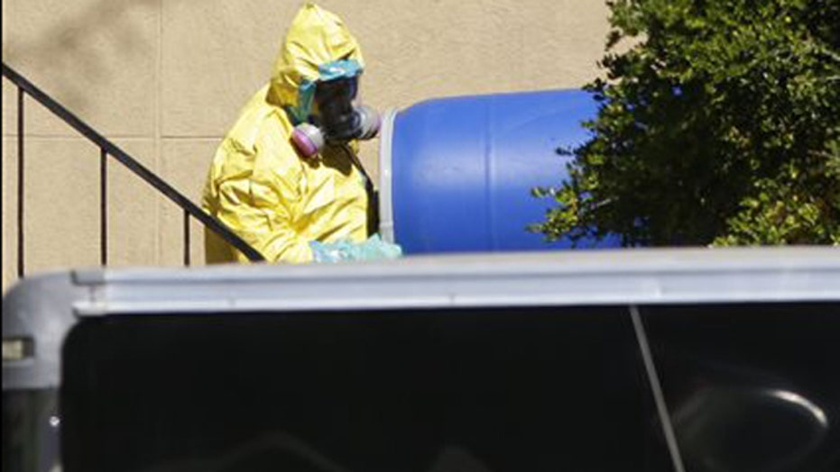 Containing Ebola: What the US should be doing but isn't