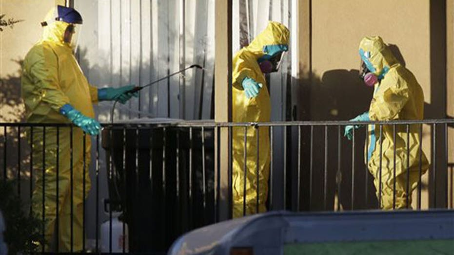 President Obama to be briefed on Ebola in the US