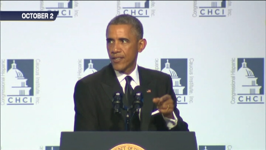 Obama's delay having impact with Latino voters