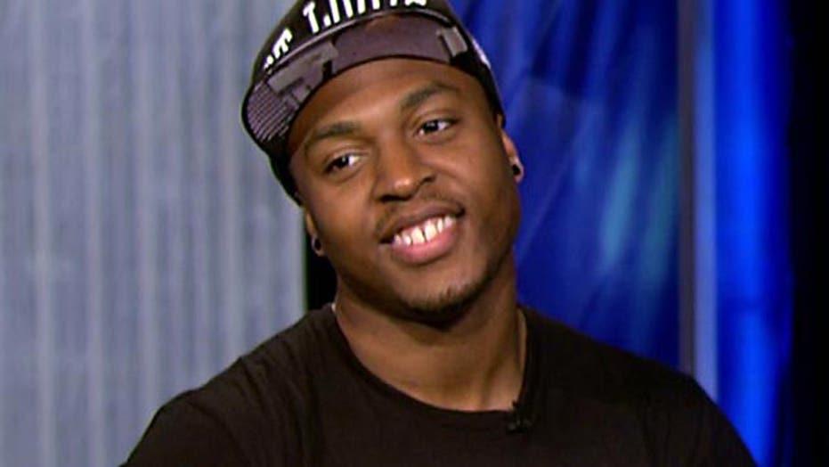 Hip-hop meets the Bible: Rapper shares his message