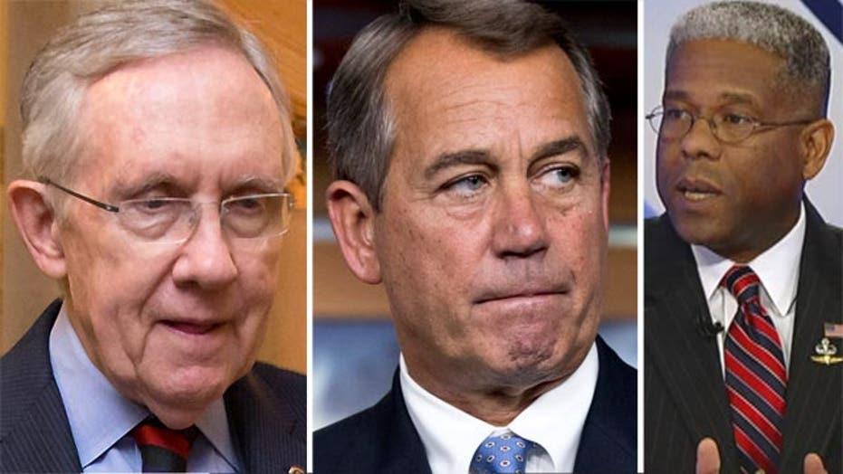 Civility has a credibility problem in Washington