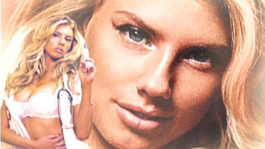 Next Kate Upton plays 'sexy nurse'