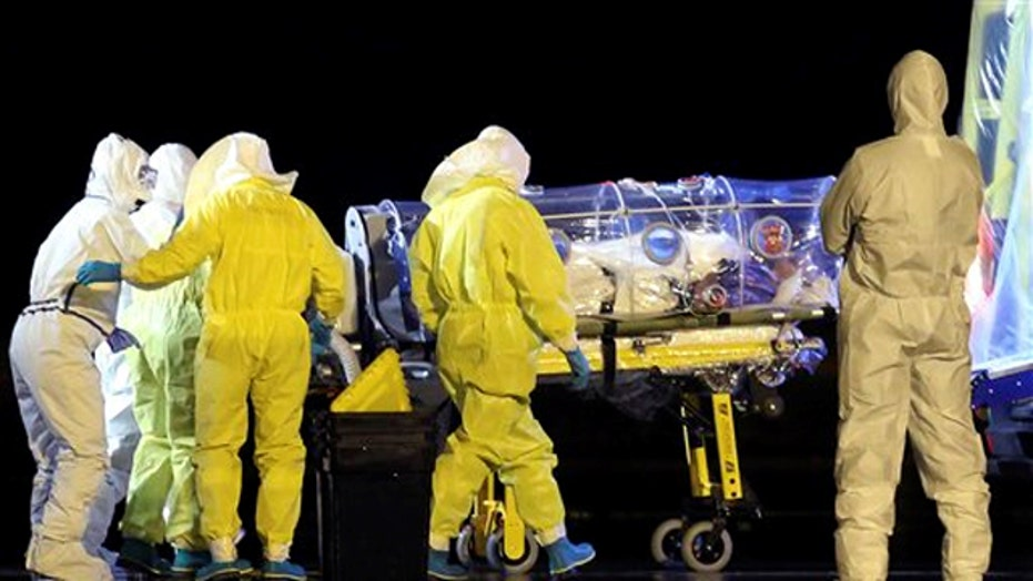 New concerns about the spread of Ebola