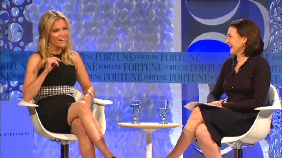 Megyn Kelly at Fortune's Most Powerful Women Summit 2014