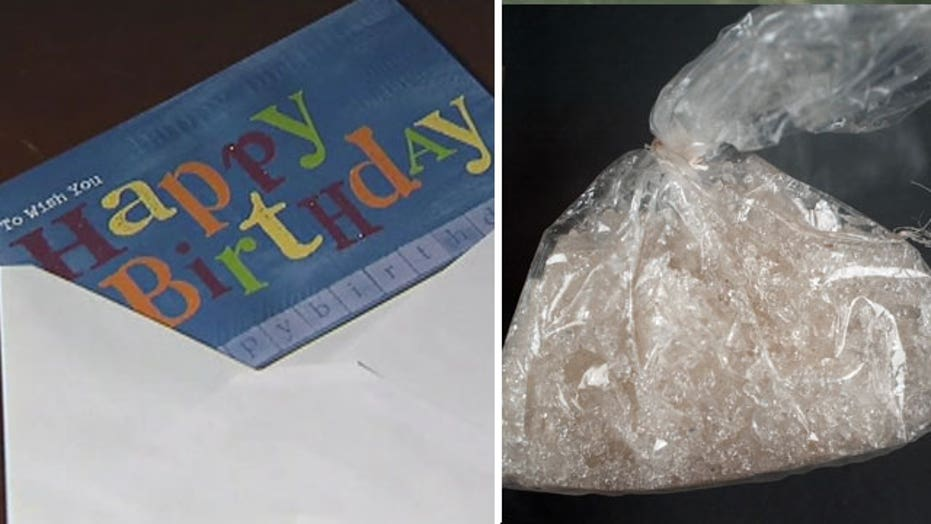 Meth delivery for elderly couple